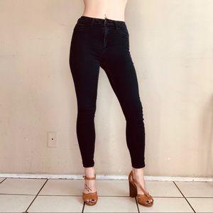 Cello Black Skinny Jeans - Size 1